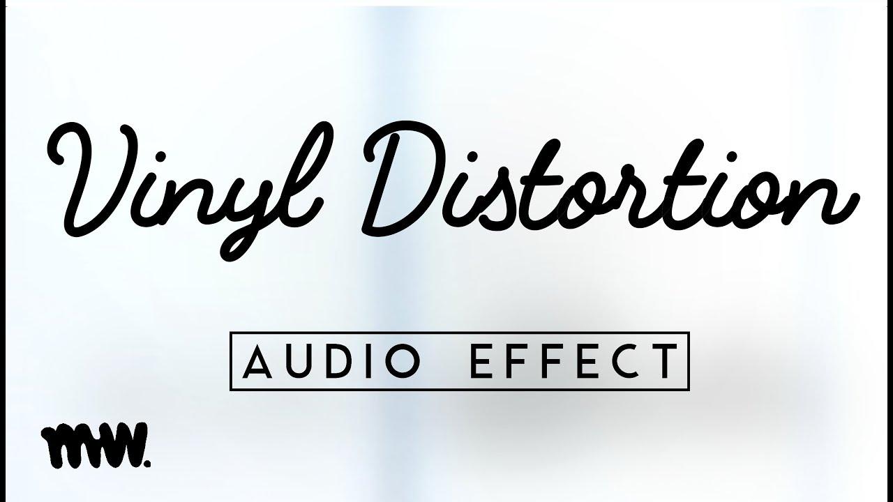 Vinyl Distortion Ableton Audio Effect Youtube