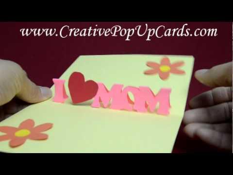 Creative birthday card for dad