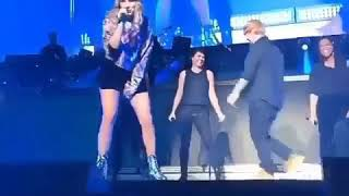 Taylor Swift and Ed Sheeran 'End Game'