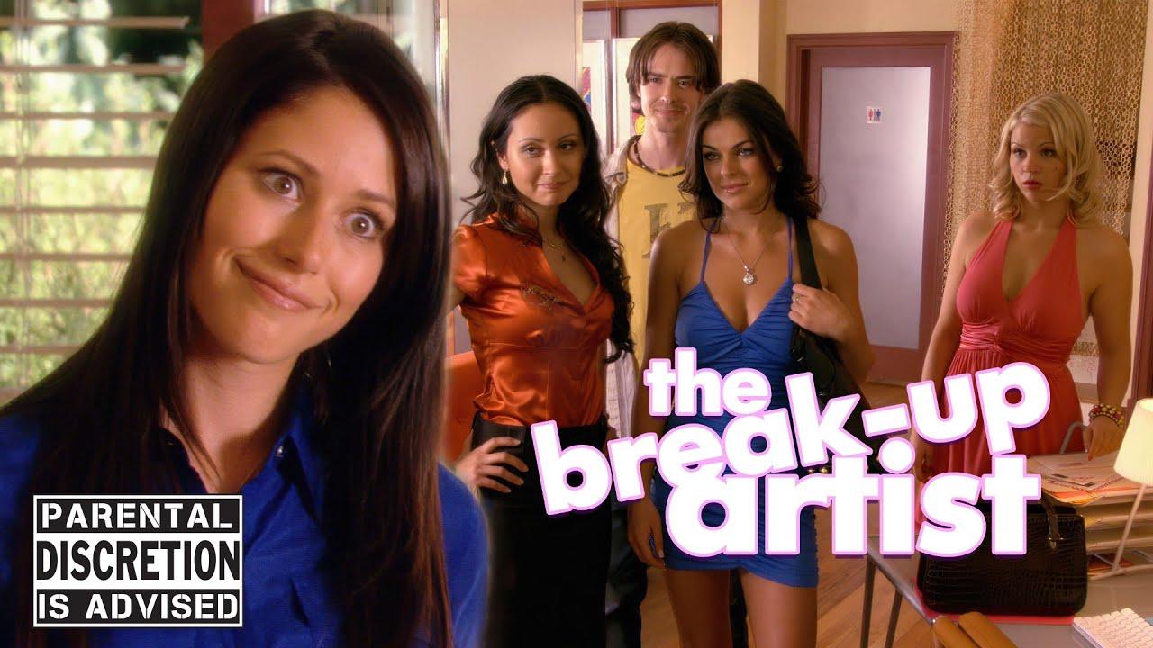 Download The Break-Up Artist [2009] Full Movie   Amanda Crew   Ryan Kennedy   Moneca Delain