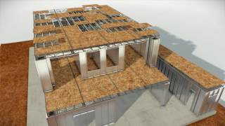 High Standard Houses - Quick House Building System