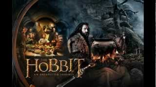 The Hobbit - an unexpected journey Soundtrack/Theme Song - Song of the Lonely Mountain - Lyrics