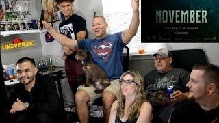 Justice League Comic Con 2017 footage reaction!!!!!
