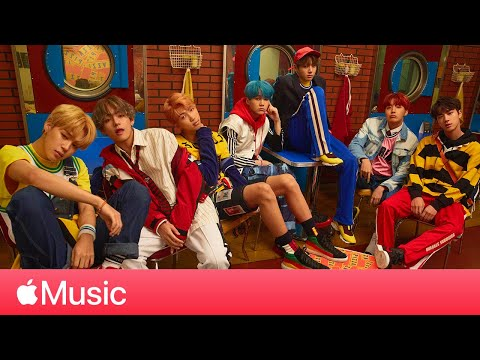 BTS:  'Map of the Soul: Persona' FaceTime | Beats 1 | Apple Music Mp3