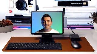 Ultimate iPad Pro Desk Setup For Enhanced Productivity