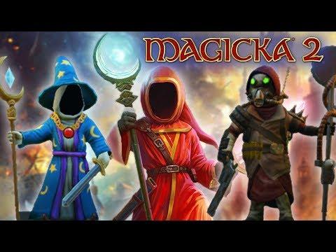 Messing With Magic - Geeks Play Magicka 2 |