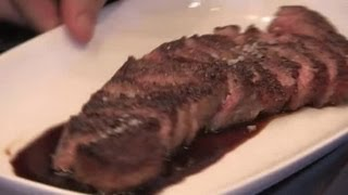 Tasty Way To Broil A New York Strip Steak : Delicious Dishes