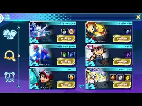 Pokemon đại chiến #27 - Tẩy đột phá Tapu Koko + Event ngày + Thời tiết