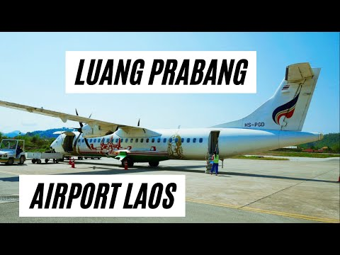 Luang Prabang Airport, Laos