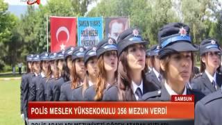 POLİS ADAYLARI YEMİN TÖRENİ