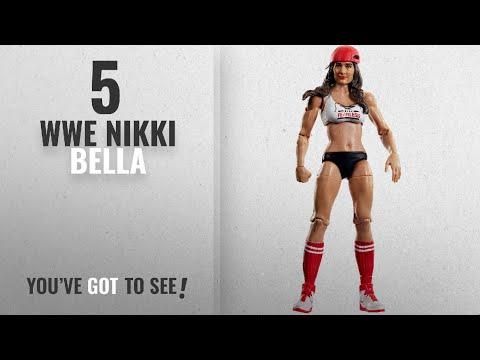 Top 10 WWE Nikki Bella [2018]: WWE SummerSlam Action Nikki Bella Figure thumbnail