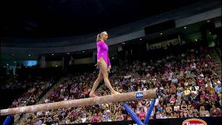 Nastia Liukin - Balance Beam - 2008 Visa Championships - Day 2