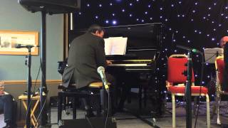 Stardust - What Bix Could Have Played - Whitley Bay 2014 (Andy Schumm, Mauro Porro)