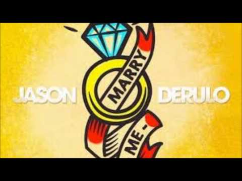 Jason Derulo - Marry Me ( Audio )
