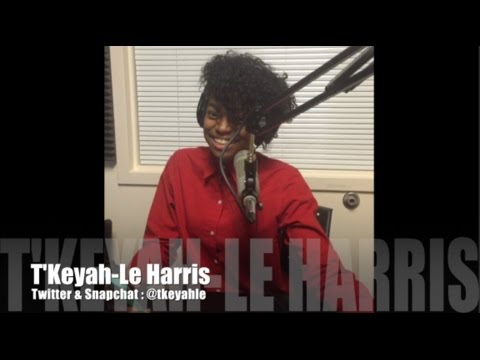 Officially Live: T'Keyah-Le Harris Interview