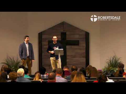 Andrew Itson - This is Church (Part #1) - Robertsdale Church of Christ
