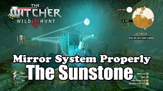 The Witcher 3 Wild Hunt Set up the Mirror System Properly - The Sunstone