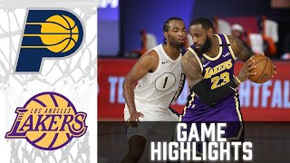 Pacers vs Lakers HIGHLIGHTS Full Game | NBA March 12