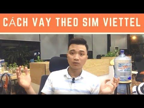 Vay Theo Sim Viettel - Fecredit - Quy Trình Và Cách đăng Ký
