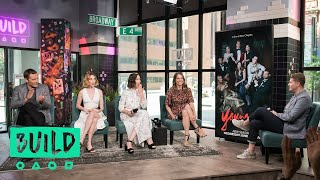 "Sutton Foster, Miriam Shor, Peter Hermann & Molly Bernard On Season 6 Of TV Land's ""Younger"""