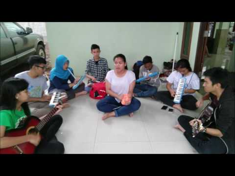Layang Layang Cover By Ema Amelia Project