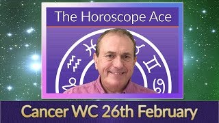 Cancer Weekly Horoscope from 26th February - 5th March 2018