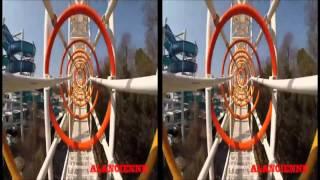 3D SBS Test Kinh thuc te ao 1080p    Tau luon sieu toc 2