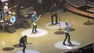 THE ROLLING STONES 02 LONDON 25 NOV 2012 I wanna be your man