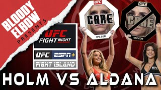 UFC 253 REVIEW \u0026 UFC FIGHT ISLAND PREVIEW | Care/Don't Care Podcast