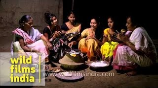 Assamese women make