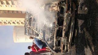 هجوم صاروخي في ليبيا بالقرب من فندق فخم