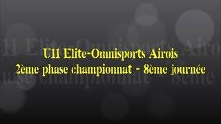 Retour sur le match... U11 Elite // Omnisports Airois