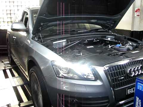 audi q5 on dyno after tune youtube. Black Bedroom Furniture Sets. Home Design Ideas