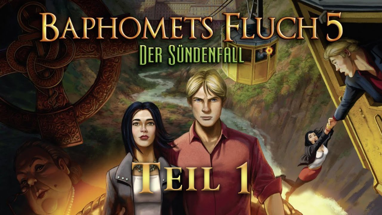 Baphomets Fluch 5 Download Vollversion Kostenlos