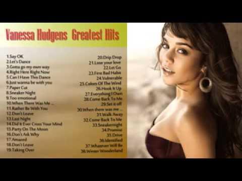 VANESSA HUDGENS Lyrics