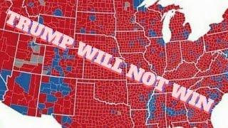 Trump Won't Win Montage