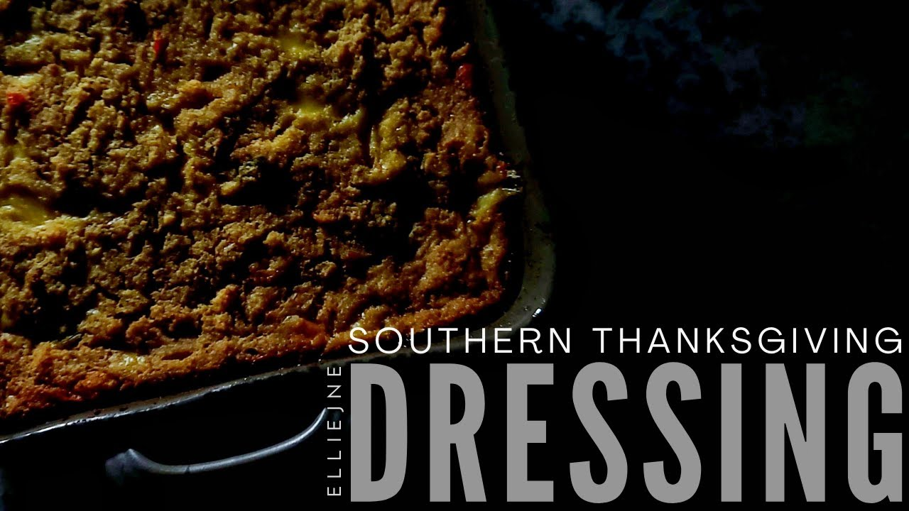Southern Thanksgiving Dressing