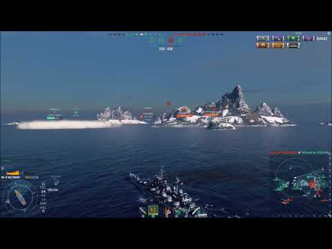 What cruiser line plays the most like an aggressive dd