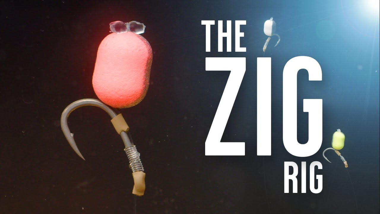 THE ZIG RIG! Carp Fishing Rigs Made Easy! Your Easy to follow Guide! Mainline Baits Carp Fishing TV!