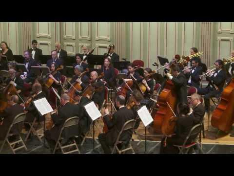 Rachmaninov symphony#2 op. 27 Jerusalem Symphony Orchestra
