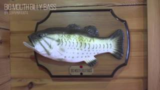 Big Mouth Billy Bass - Don't Worry, Be Happy