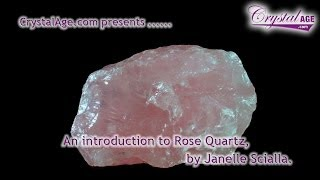 Healing Crystals Guide  -  Rose Quartz