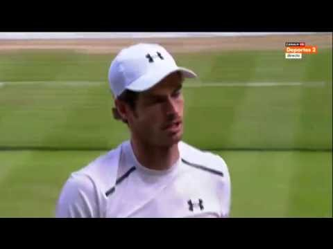 Andy Murray vs Tomas Berdych Highlights 08/07/2016 Semi Final - Wimbledon (HD)