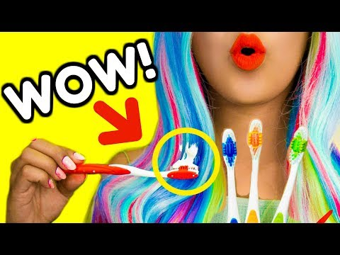 DIY Hair & Makeup Life Hacks! 12 DIY Makeup Tutorial Life Hacks for Girls! Natalies Outlet