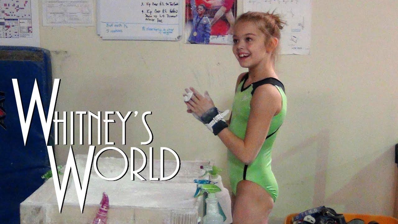 Whitney Bjerken Gymnastics