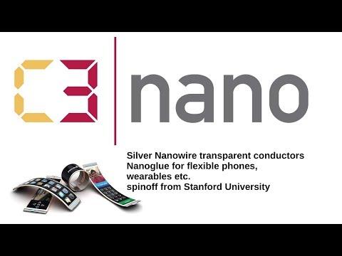 C3Nano silver nanowires Headquarters interview