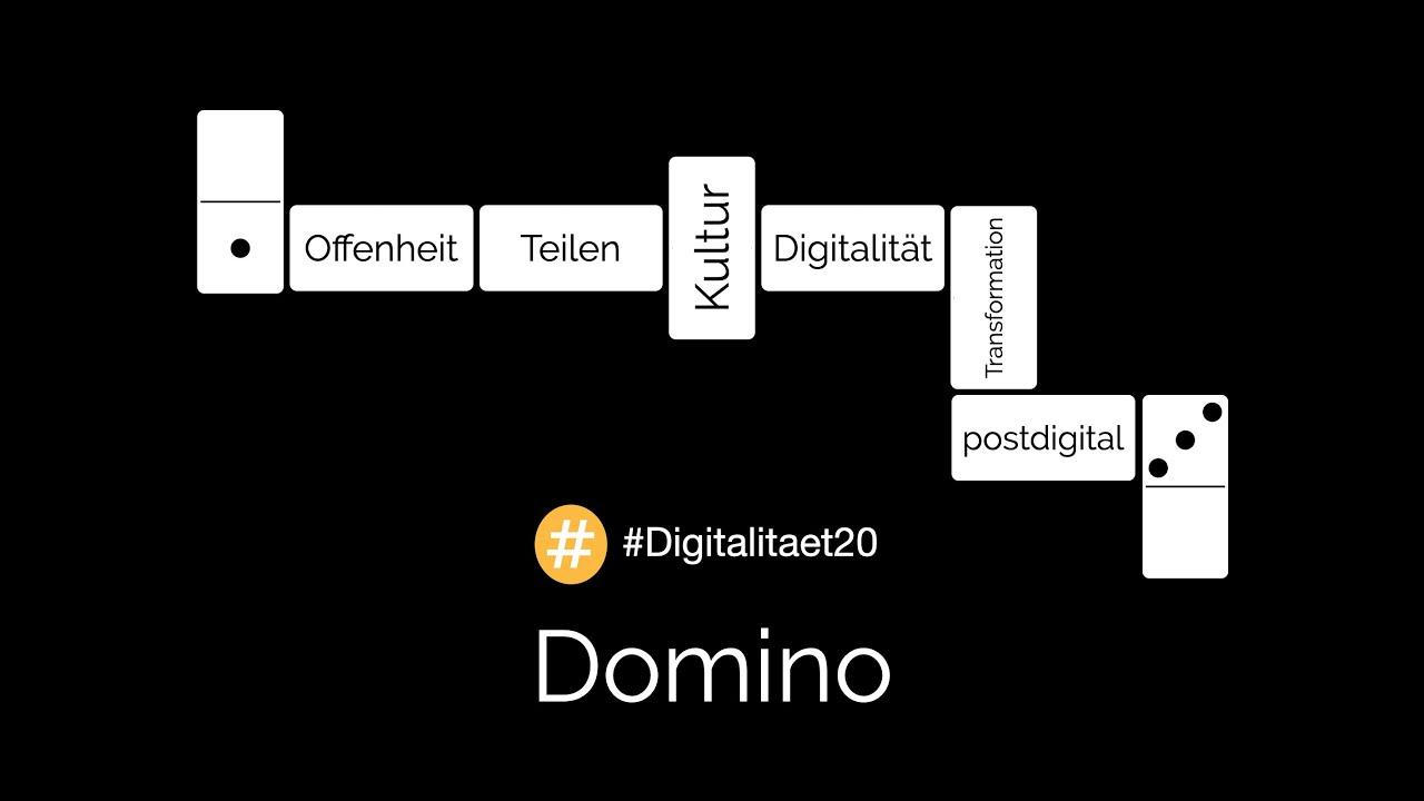 Kultur Der Digitalität
