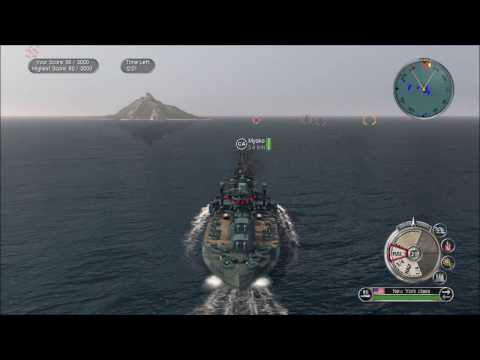 Battle of the Sibuyan Sea Alpha gameplay footage - Advanced Warfare Pack Revision 2