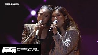Sarah Geronimo — Tagpuan with Moira Dela Torre (Live)