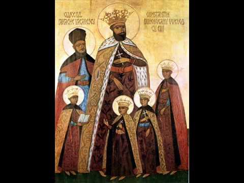 Avem o Ţară Sfântă! - Adevăratul Imn al României!